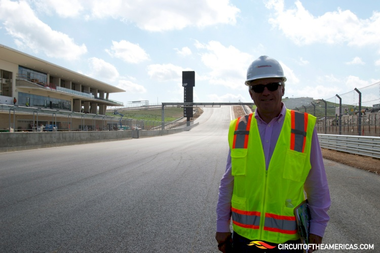 FIA GIVES COTA THUMBS UP!