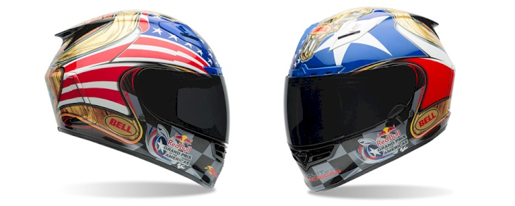 COTA Limited-edition Bell Helmets on sale now!